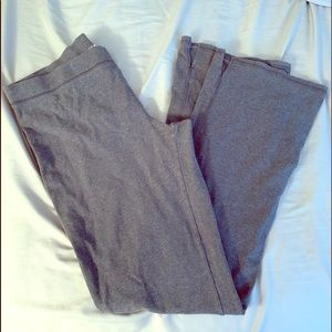 OLD NAVY Work Out Pants   Gray   Sz M